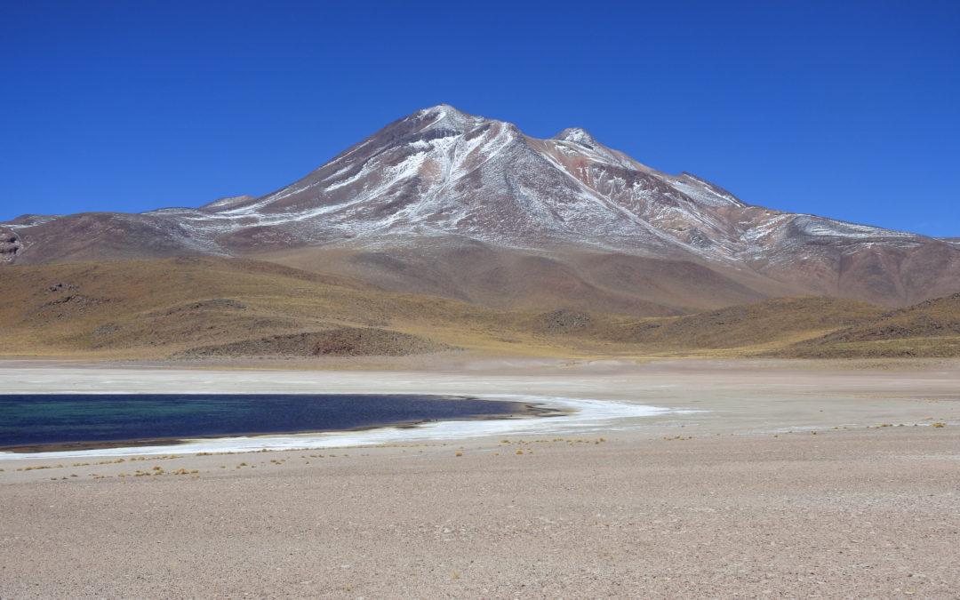 San Pedro de Atacama -essoufflés par l'altitude mais aussi par la beauté des lieux