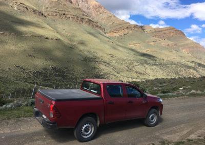 A cote du Parc Torres del Paine