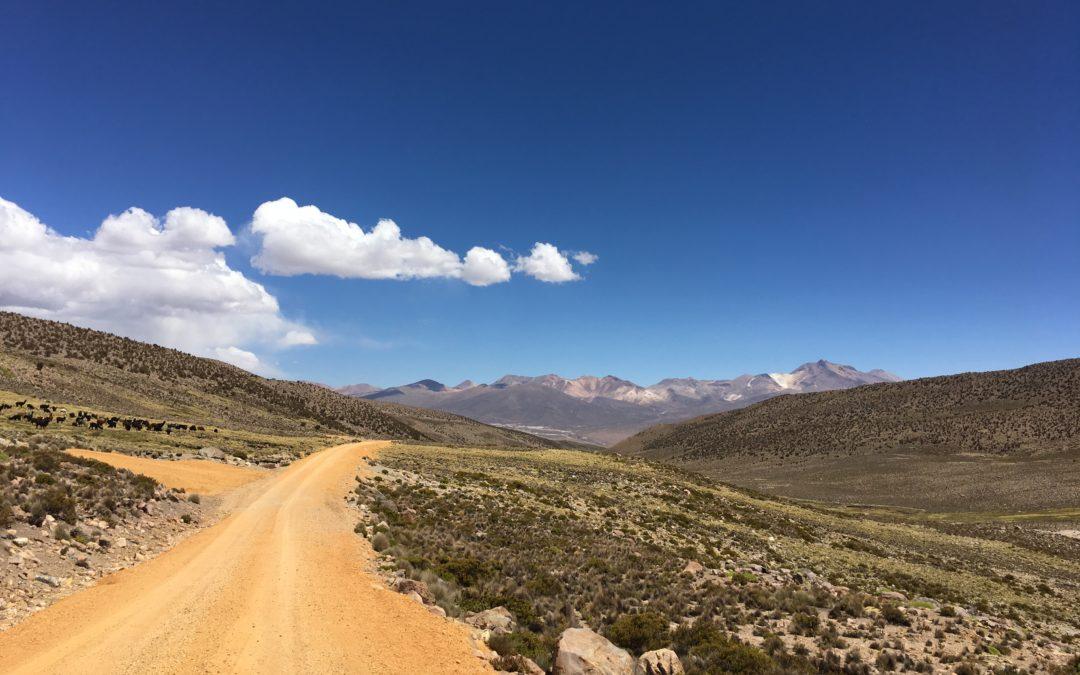 Rouler en Dodge RAM au CHILI est le privilège des « Carabineros »?!